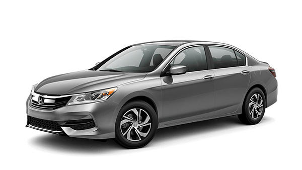 2017 Honda Accord Sedan (4 cyl)