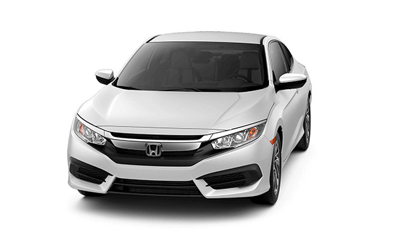 2018 Honda Civic Coupe excl. LX
