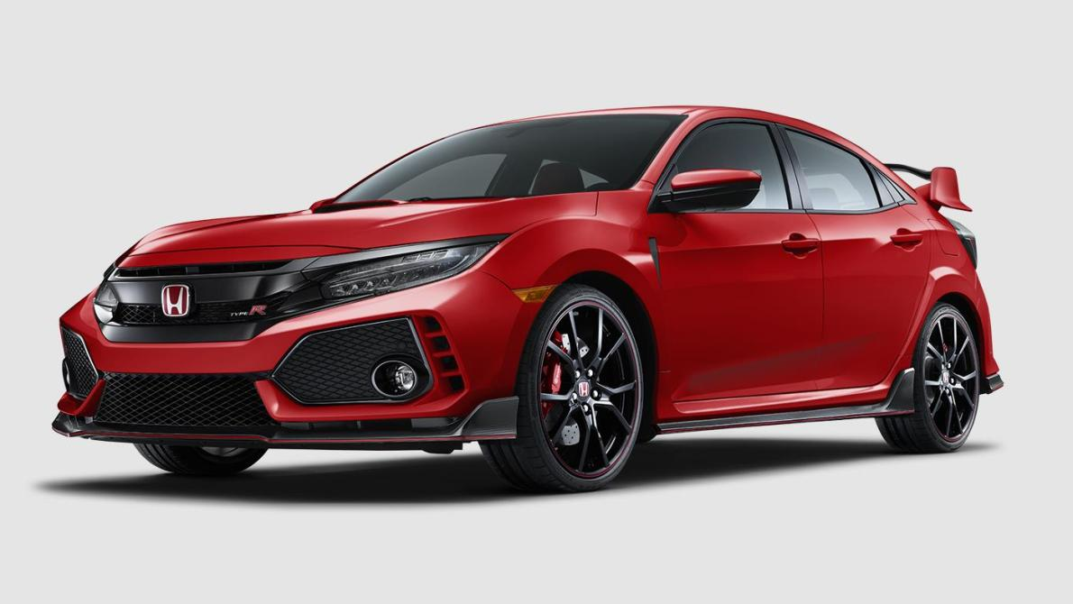 2017 Honda Civic Type R Fastest Ever Offered In America